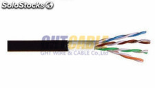 Cable de Red de Exterior utp CAT5