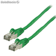 Cable De Red Ftp Cat 6 De 10.00m Verde