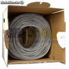 Cable de Red ftp CAT6 cca bobina de 305Mts - Foto 3