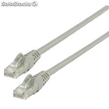 Cable De Red Utp Cat 6 De 10.00m Gris