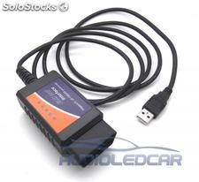 Cable diagnosis multimarca ELM 327 USB