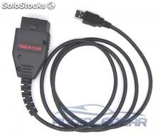 Cable diagnostico Vag k+can Commander 1.4 para Audi Volkswagen Seat y Skoda