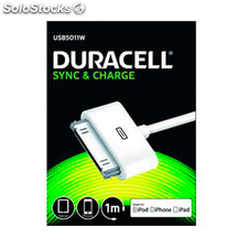 Cable duracell usb - apple