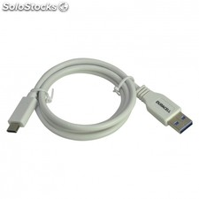 Cable duracell USB5031W - usb tipo-c a usb 3.0 - 1M
