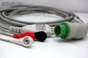 Cable ecg Mindray de 3 y 5 terminales