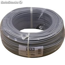 Cable Elec 2,5Mm Hilo Flexible Nivel Cobre Gr Libre Halogeno