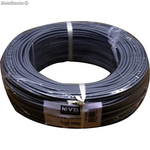 Cable Elec 3X2,5Mm Mang Nivel Ver Libre Halogeno Mlh3025.10