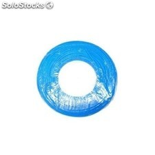 Cable electricidad nivel hilo flexible 750V azul 2.5MM CF1025 200 mt