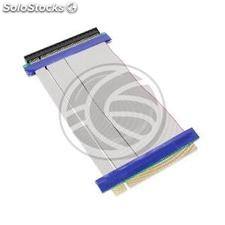 Cable extension 19cm 16X PCIe riser card (CX61)