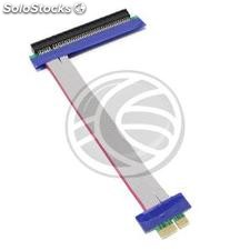 Cable extension 19cm 1X 16X PCIe riser card (CX65)