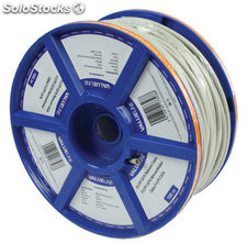 Cable F/UTP CAT6 trenzado en bobina de 100 m Valueline
