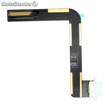 Cable Flex Conector de carga para iPad Air A1474 / A1475 Original color blanco