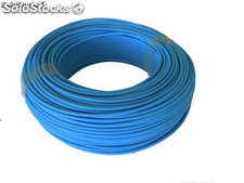 cable flexible h07v-k 1*1,5 mm 50 metros (azul)