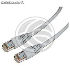 Cable ftp Cat.5e lshf 50cm (HF52)