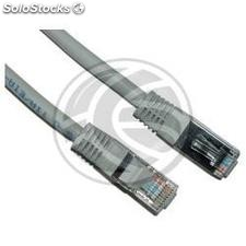 Cable ftp Gray Cat.5e Cross 50cm (RX12)
