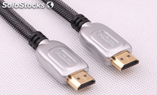 Cable HDMI 19 pines alta calidad para PS3 Xbox360 cables al por mayor.