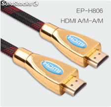 Cable Hdmi 5 Metros Maxima Resolucion Ps3 Ps4 Xbox 360 Laptop