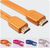 Cable HDMI Full HD 1080P apoya Ethernet 3D y retorno de audio cable