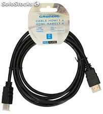Cable hdmi grundig 1.4 1.5MTR