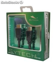 Cable hdmi sytech SY1590AA 1,8m.