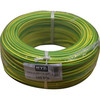 Cable Hilo Flexible H07Z1-K Libre Halogen 2,50 Ama/Ver 100Mt Nivel