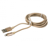 Cable lightning luxury silverht 93633