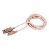 Cable lightning luxury silverht 93636