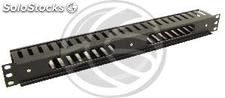Cable management panel for server rack 1U x 50 mm (RM31-0002)