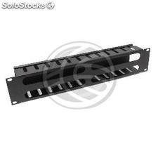 Cable management panel for server rack 2U x 74 mm (RM32-0002)