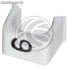 Cable Markers (6) 100uds (4.2mm) (CN46)