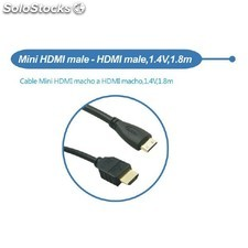 Cable Mini hdmi a hdmi mtk