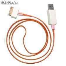 Cable multifuncional usb-dock para ipod - MC-USBIPOR