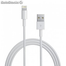 Cable Original Lightning iphone 7 MD818ZM/A Retail pack