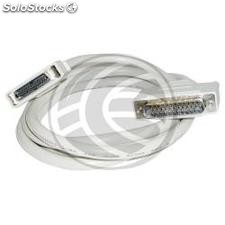Cable Paralelo MicroCentronics 10m (DB25M-MC36M) (CP43)