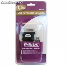 Cable pc eminent eminent EM1118 Cable usb a Paralelo