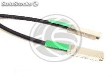 Cable qsfp + sff-8436 to sff-8436 qsfp + 40-Gigabit 2m (FZ32)