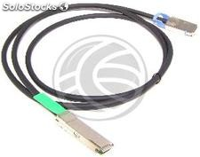 Cable qsfp + sff-8436 to sff-8470 CX4 10 Gigabit 2m (FZ22)