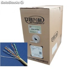 Cable red utp RJ45 300M CAT6 network-600 cobre gr