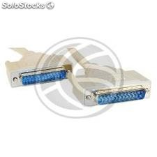 Cable Serial/Parallel 10m (DB25-m/m) (CP63)