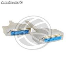 Cable Serial/Parallel 15m (DB25-m/h) (CP17)