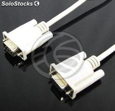 Cable Serie 3m (DB9-m/h) (CS67-0003)