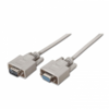 Cable serie null modem nanocable 10.14.0503 - conectores db9 macho -