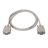 Cable serie RS232 nanocable 10.14.0302 - conectores DB9 hembra/DB9 hembra - 1.8M
