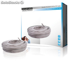 Cable Sftp Cat5e En Bobina De 305 M