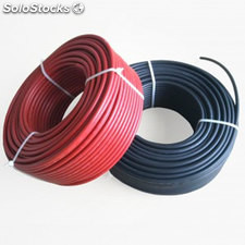 Cable Solar 10mm Topsolar Negro