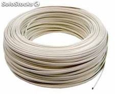 Cable telefono 8 vias r/100 mt