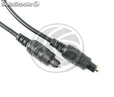 Cable Toslink optical digital audio 1m (TL01-0002)
