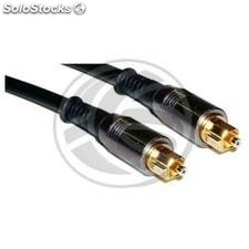 Cable Toslink optical digital audio 2m (TL02)