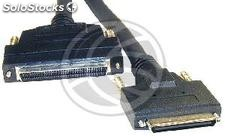 Cable UltraSCSI (lvd) Externo (VHDCI68M-HD68M) 1.8m (SS60)