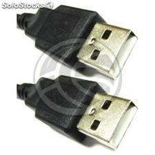 Cable usb 2.0 (am/am) 1.8m (CU33)